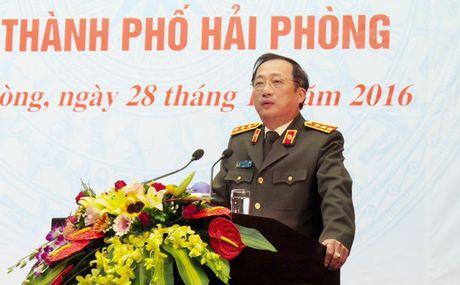 Tong ket Du an 'Xay dung he thong quan ly dan cu' tai Hai Phong - Anh 1