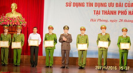 Tong ket Du an 'Xay dung he thong quan ly dan cu' tai Hai Phong - Anh 2