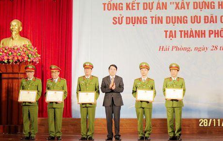 Tong ket Du an 'Xay dung he thong quan ly dan cu' tai Hai Phong - Anh 3