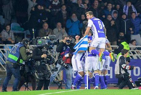 """Real Sociedad - Barcelona: Buoi toi qua """"den"""" - Anh 1"""