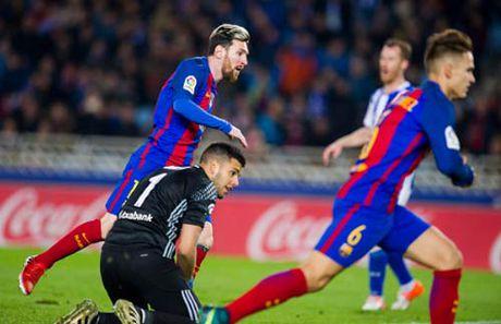 """Real Sociedad - Barcelona: Buoi toi qua """"den"""" - Anh 2"""