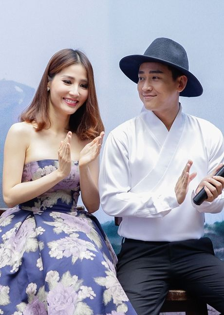 Diem My 9X, Hua Vy Van quang ba phim Tet gay nao loan duong sach - Anh 3