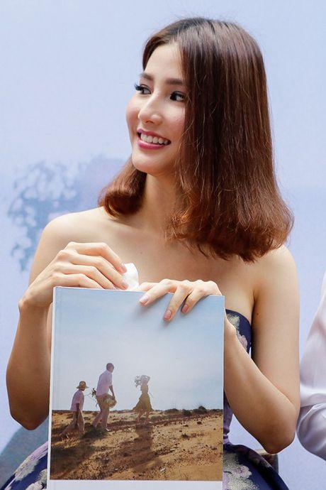 Diem My 9X, Hua Vy Van quang ba phim Tet gay nao loan duong sach - Anh 7