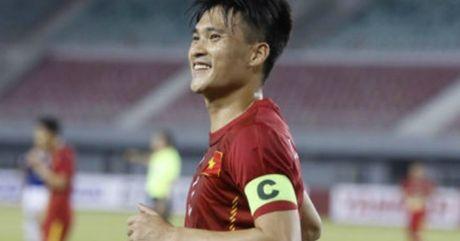 Ban thang dep AFF Cup: Cong Vinh do sieu pham na dai bac - Anh 1
