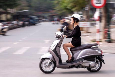 Voi khoang 40 trieu co nen mua xe tay ga Yamaha Grande? - Anh 3
