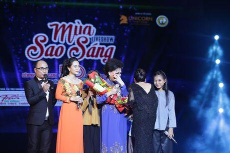 Hoai Linh than thiet ben con gai nuoi Anh Linh - Anh 2
