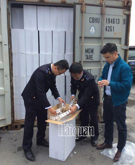 Hai quan Hai Phong khoi to hinh su 7 vu vi pham - Anh 1