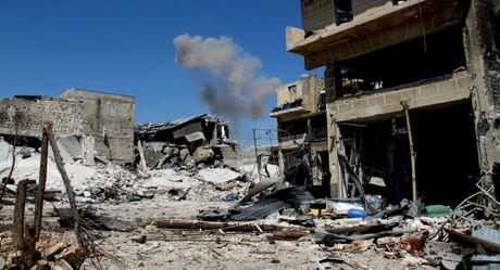 Syria ly giai nguyen nhan bat dau chien dich quan su o Aleppo - Anh 1