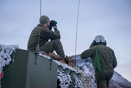 UAV Nga theo doi Thuy Dien, Na Uy tap tran? - Anh 1