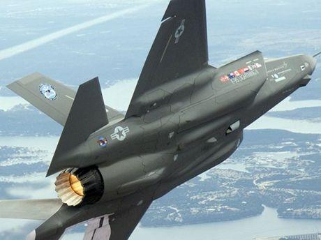 Israel nhat tri mua them 17 chien dau co F-35 cua My - Anh 1
