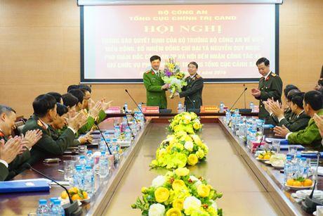Dai ta Nguyen Duy Ngoc lam Pho Tong cuc truong Tong cuc Canh sat - Anh 1
