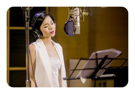 Le Quyen khoc khi thu am CD nhac Lam Phuong - Anh 1