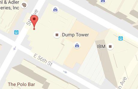 Toa nha Trump Tower bi doi ten thanh 'Thap rac' - Anh 2