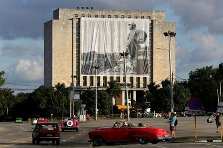 Cuba chuan bi quoc tang lanh tu Fidel Castro - Anh 1