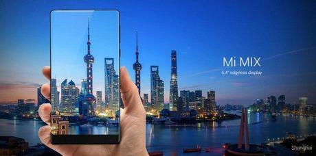 Hai lan chay hang, Xiaomi Mi Mix mo ban dot thu ba - Anh 1