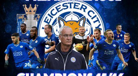 Leicester City va phan tiep theo cua cau chuyen co tich - Anh 1