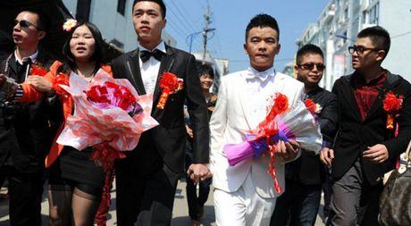 Trung Quoc: Cong dong LGBT dan coi mo hon - Anh 1
