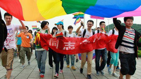 Trung Quoc: Cong dong LGBT dan coi mo hon - Anh 2