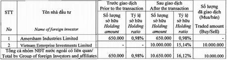 NKG: Nhom Dragon Capital da nam giu 16% von - Anh 1