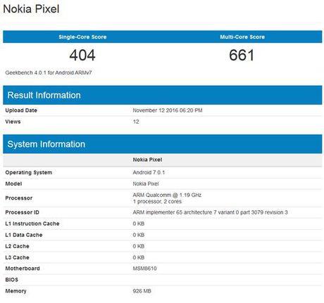 Nokia sap ra mat mau smartphone gia re - Anh 1