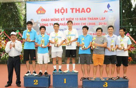 Gan 300 VDV tham du hoi thao ky niem 10 nam thanh lap Cong ty Thanh Chi - Anh 1