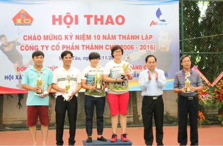 Gan 300 VDV tham du hoi thao ky niem 10 nam thanh lap Cong ty Thanh Chi - Anh 3