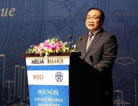 Ha Noi doi thoai de 'go kho' cho doanh nghiep - Anh 1