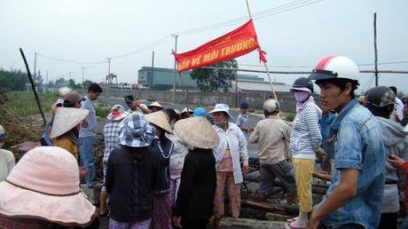 Tinh Quang Nam van dong y trien khai du an Nha may luyen can thep Viet Phap - Anh 1