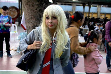 Hoc sinh Ha Noi tu to chuc le hoi cosplay hoanh trang - Anh 10