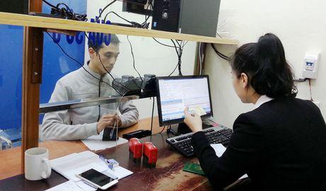 Kho vi Giay phep lai xe vat lieu PET - Anh 1