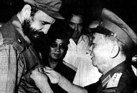 Fidel Castro song mai trong trai tim nhan dan Viet Nam - Anh 1