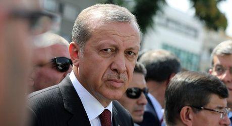 Tong thong Erdogan noi gian vi Tho Nhi Ky 'het cua' vao EU - Anh 1