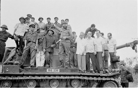 3 chuyen tham Viet Nam dang nho cua lanh tu Cach mang Cuba Fidel Castro - Anh 1