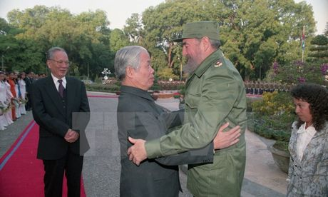 3 chuyen tham Viet Nam dang nho cua lanh tu Cach mang Cuba Fidel Castro - Anh 2