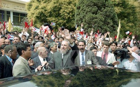 3 chuyen tham Viet Nam dang nho cua lanh tu Cach mang Cuba Fidel Castro - Anh 3