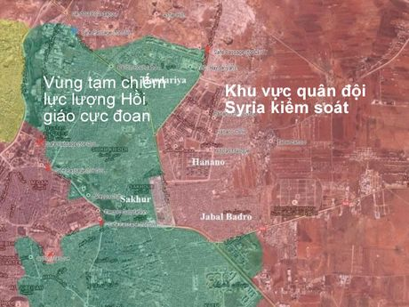 Quan doi Syria danh chiem them mot quan o dong Aleppo - Anh 1