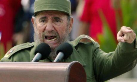 Fidel Castro qua doi: Ong Tap Can Binh gui dien chia buon, bao Trung Quoc danh loi ca ngoi dac biet den lanh tu Cuba - Anh 2