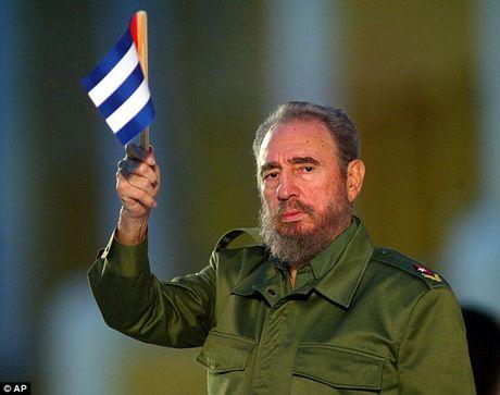 Fidel Castro qua doi: Ong Tap Can Binh gui dien chia buon, bao Trung Quoc danh loi ca ngoi dac biet den lanh tu Cuba - Anh 3