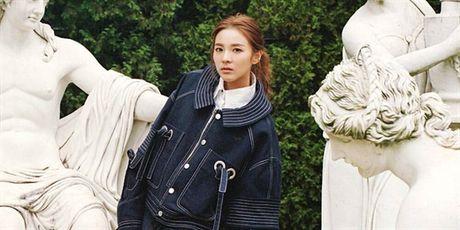 2NE1 Dara viet thu tay gui fan - Anh 1