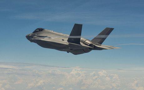 Israel dat mua them tiem kich F-35 cua My - Anh 1