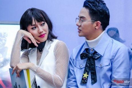 Chi vi dong phim, Hua Vi Van mat luon bung 6 mui, Duy Khanh bo hinh tuong 'co giao' - Anh 13