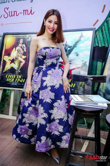 Chi vi dong phim, Hua Vi Van mat luon bung 6 mui, Duy Khanh bo hinh tuong 'co giao' - Anh 16