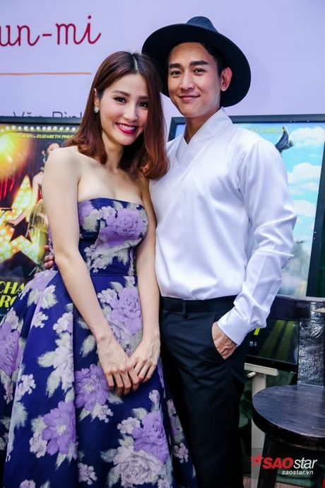 Chi vi dong phim, Hua Vi Van mat luon bung 6 mui, Duy Khanh bo hinh tuong 'co giao' - Anh 17