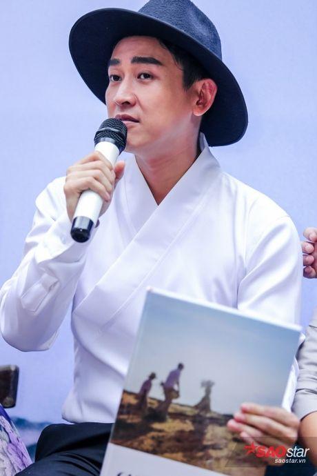 Chi vi dong phim, Hua Vi Van mat luon bung 6 mui, Duy Khanh bo hinh tuong 'co giao' - Anh 4