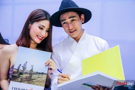 Chi vi dong phim, Hua Vi Van mat luon bung 6 mui, Duy Khanh bo hinh tuong 'co giao' - Anh 5