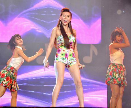 Sau Yen Trang, thanh vien nhom May Trang - Thu Thuy tham gia The Remix - Anh 1