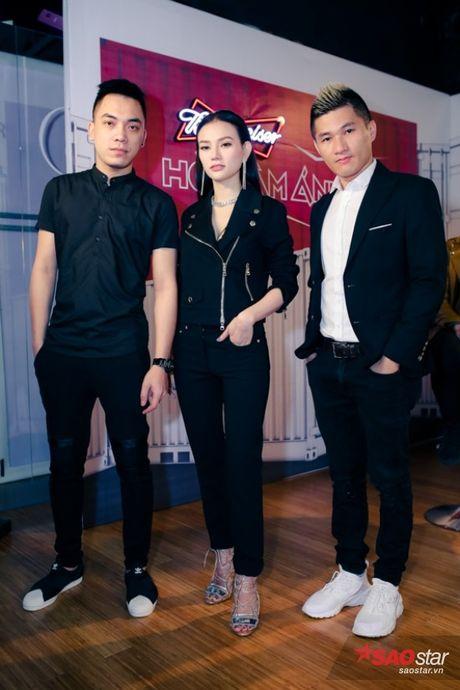 Sau Yen Trang, thanh vien nhom May Trang - Thu Thuy tham gia The Remix - Anh 3