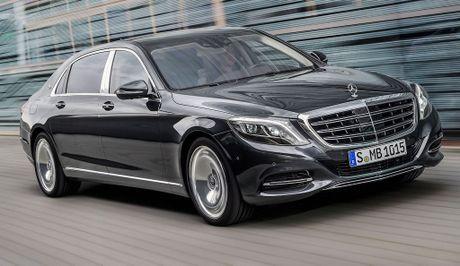 Mercedes-Benz VN sap tung Maybach 'gia re' ra thi truong - Anh 2