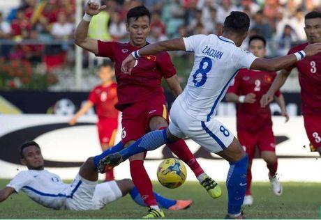 Doi hinh tieu bieu vong bang AFF Cup 2016: Ngoc Hai va Cong Vinh gop mat - Anh 5