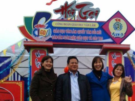 CD Truong THCS Luong Tai (huyen Van Lam, tinh Hung Yen): Uu tien khen thuong cho NLD truc tiep - Anh 1